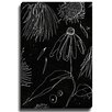 Bashian Home Dramatic Floral by Kate Worum Graphic Art on Canvas