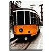 Bashian Home Milan Trolley byAnita Huber Photographic Print on Canvas