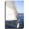 Bashian Home Nantucket Sound by Katherine Gendreau Photographic Print on Wrapped Canvas