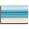 Bashian Home Carribean Abstract by Katherine Gendreau Photographic Print on Wrapped Canvas