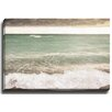 Bashian Home Ocean Waves by Terri Ellis Photographic Print on Wrapped Canvas