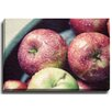 Bashian Home Apples by Lisa Russo Photographic Print on Wrapped Canvas