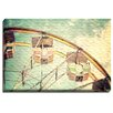 Bashian Home Ferris Wheel by Lisa Russo Photographic Print on Wrapped Canvas