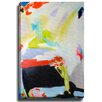 Bashian Home Photobombed by Susan Skelley Painting Print on Wrapped Canvas