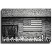 Bashian Home Americana Barn BW by Lisa Russo Photographic Print on Wrapped Canvas