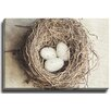 Bashian Home Nest by Lisa Russo Photographic Print on Gallery Wrapped Canvas
