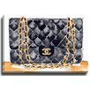 Bashian Home Chanel Purse by Kelsey McNatt Painting Print on Gallery Wrapped Canvas