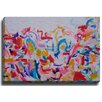 Bashian Home Outside the BOX by Susan Skelley Painting Print on Gallery Wrapped Canvas