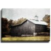 Bashian Home Favorite Barn by Lisa Russo Photographic Print on Gallery Wrapped Canvas