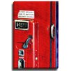 Bashian Home Coke machine by Anita Huber Photographic Print on Gallery Wrapped Canvas