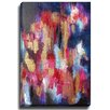 Bashian Home Grit and Glamour by Susan Skelley Painting Print on Gallery Wrapped Canvas