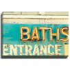 Bashian Home Baths by Bomobob Photographic Print on Canvas