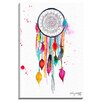 "Bashian Home ""Dream Catcher"" by Kelsey McNatt Painting Print on Canvas"
