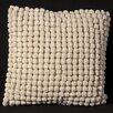 Nourison PomThrow Pillow