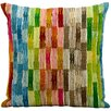 Nourison Fantasia Blocks Throw Pillow