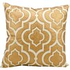 Nourison Luminescence Laser Cut Lantern Cotton Throw Pillow