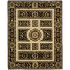 Nourison Versaille Palace Ivory/Black Rug