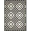 Nourison Ultima Ivory/Gray Area Rug