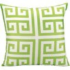 Nourison Geometric Outdoor Throw Pillow