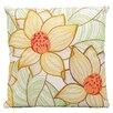 Nourison 2 Sun Flowers Throw Pillow