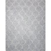 Nourison Galway Hand-Tufted Light Grey Area Rug
