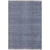Dash & Albert Europe Herringbone Indigo Area Rug
