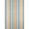 Dash & Albert Europe Stockholm Hand-Loomed Blue Area Rug
