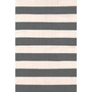 Dash & Albert Europe Catamaran Ivory Indoor/Outdoor Area Rug