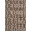Dash & Albert Europe Diamond Woven Charcoal/Taupe Rug