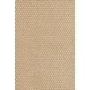 Dash & Albert Europe Rope Hand-Woven Brown Indoor/Outdoor Area Rug