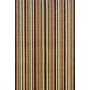 Dash & Albert Europe Hand-Woven Brown/Green/Blue Indoor/Outdoor Area Rug