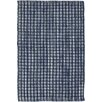 Dash & Albert Europe Coco Handmade Blue Indoor/Outdoor Area Rug