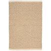 Dash & Albert Europe Arlington Hand-Woven Ivory Indoor/Outdoor Area Rug