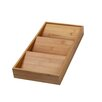 YBM Home Bamboo Spice Rack Drawer Tray