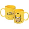 ICUP Inc The Simpsons 20 oz. Homer Embossed Face Ceramic Mug