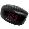 Westclox Clocks Electric LED Alarm Clock