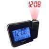 Westclox Clocks LCD Projection Alarm Clock