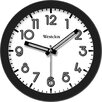 "Westclox Clocks 7.75"" Round Wall Clock"