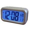 Westclox Clocks Auto Backlight Easy To Read Alarm Clock