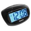 """Westclox Clocks 1"""" LCD Alarm Clock"""