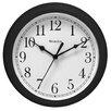 """Westclox Clocks 9"""" Simplicity Wall Clock"""