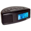 Westclox Clocks Super Loud LCD Alarm Clock