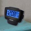 Westclox Clocks LCD Easy To Read Alarm Clock