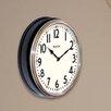 """Westclox Clocks 12"""" Retro Wall Clock"""
