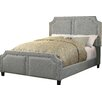 Mulhouse Furniture Sanibel Queen Upholstered Panel Bed
