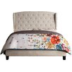 Mulhouse Furniture Mariabella Queen Upholstered Panel Bed