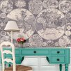 Swag Paper World Map Wall Mural