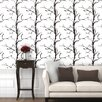 Swag Paper Trees Panel Wallpaper