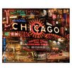 Hadley House Co Chicago by Giesla Graphic Art on Wrapped Canvas