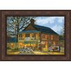 Hadley House Co 'American Made' by Dave Barnhouse Framed Painting Print